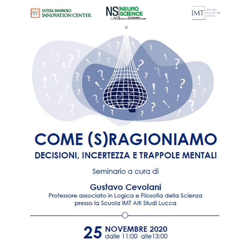 2020 11 25_NS LAB_Workshop Decisioni Incertezza e trappole mentali copia